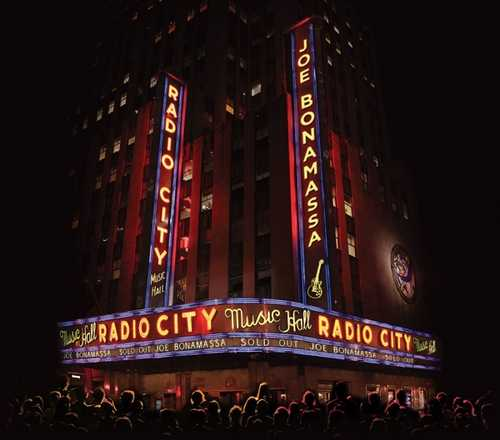 CD Shop - BONAMASSA, JOE LIVE AT RADIO CITY MUSIC HALL