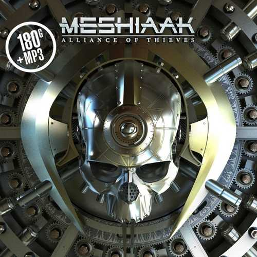 CD Shop - MESHIAAK ALLIANCE OF THIEVES