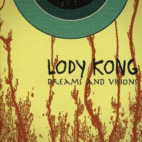 CD Shop - LODY KONG DREAMS AND VISIONS