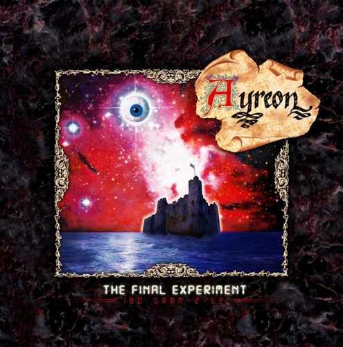 CD Shop - AYREON FINAL EXPERIMENT -HQ-