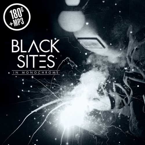 CD Shop - BLACK SITES IN MONOCHROME -HQ-