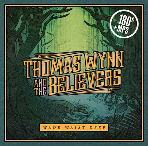 CD Shop - WYNN, THOMAS AND THE BELI WADE WAIST DEEP