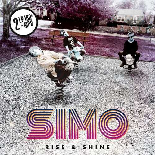 CD Shop - SIMO RISE & SHINE