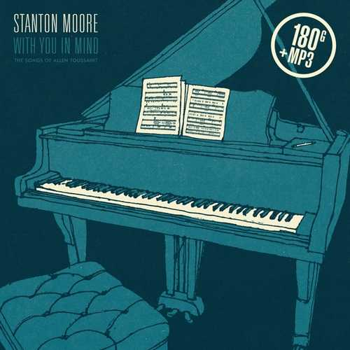 CD Shop - MOORE, STANTON WITH YOU IN MIND