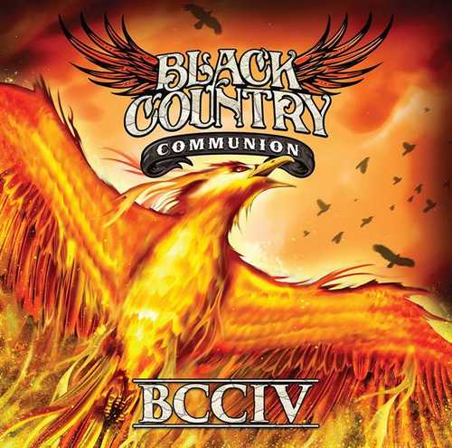 CD Shop - BLACK COUNTRY COMMUNION BCCIV -HQ-