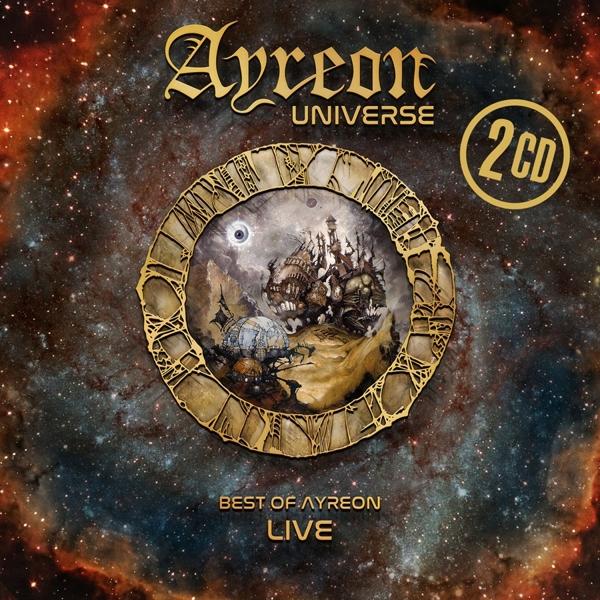 CD Shop - AYREON AYREON UNIVERSE:BEST OF..