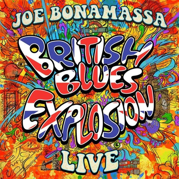 CD Shop - BONAMASSA, JOE BRITISH BLUES EXPLOSION..