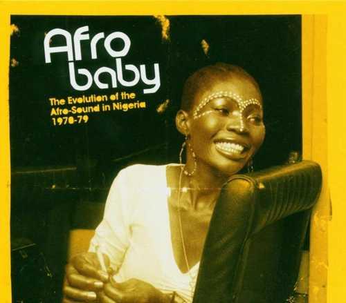 V/A - AFRO BABY - CD - Melodiashop.sk