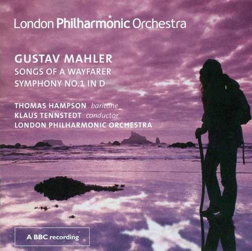 CD Shop - MAHLER, G. SONGS OF A WAYFARER