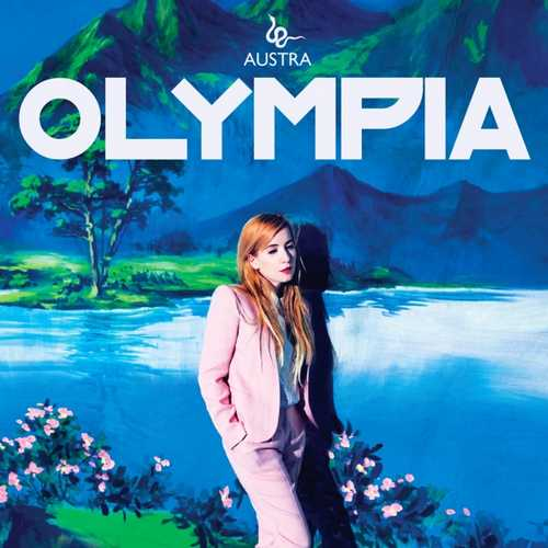 CD Shop - AUSTRA OLYMPIA -HQ-