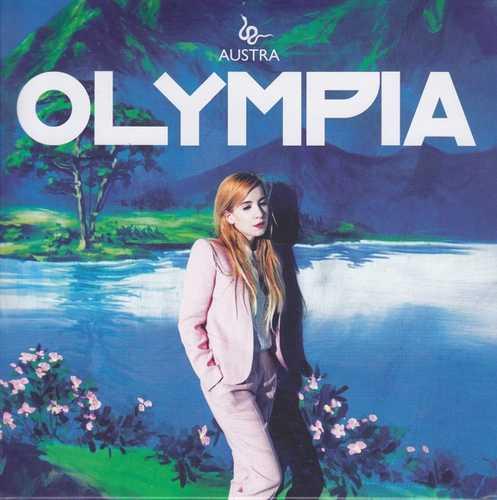 CD Shop - AUSTRA OLYMPIA