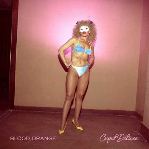 CD Shop - BLOOD ORANGE CUPID DELUXE