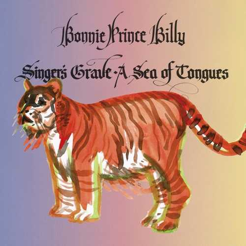 "CD Shop - ""BONNIE """"PRINCE"""" BILLY"" Singer`s Grave A Sea Of Tongues"