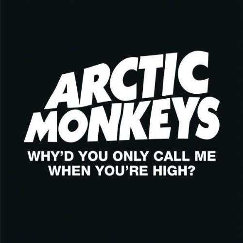 CD Shop - ARCTIC MONKEYS WHY