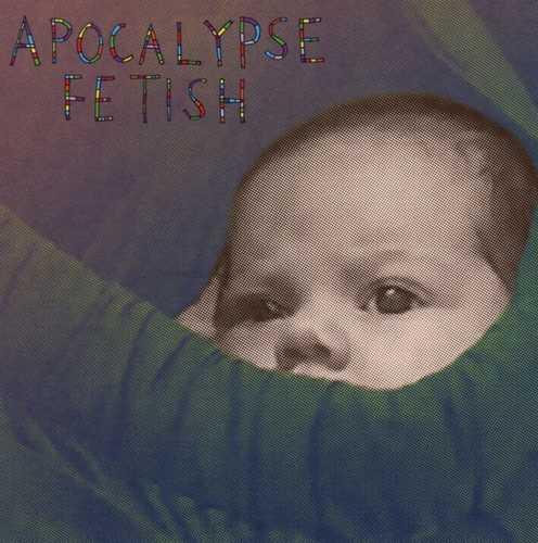 CD Shop - BARLOW, LOU APOCALYPSE FETISH EP