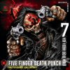 CD Shop - FIVE FINGER DEATH PUNCH AND JUSTICE FOR NONE