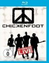 CD Shop - CHICKENFOOT GET YOUR BUZZ ON LIVE