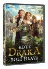 CD Shop - KEď DRAKA BOLí HLAVA SK
