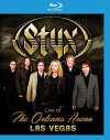 CD Shop - STYX LIVE AT THE ORLEANS ARENA