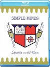 CD Shop - SIMPLE MINDS SPARKLE IN THE RAIN/AUDIO