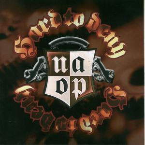 CD Shop - N.A.O.P. HARD TO DENY