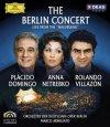 CD Shop - NETREBKO/DOMINGO THE BERLIN CONCERT