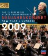 CD Shop - BARENBOIM/WPH NEW YEAR
