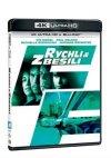 CD Shop - RYCHLí A ZBěSILí 2BD (UHD+BD)