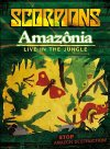 CD Shop - SCORPIONS AMAZONIA-LIVE IN THE..