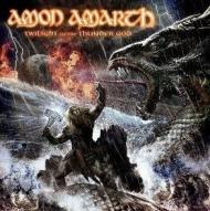 CD Shop - AMON AMARTH TWILIGHT OF THE THUNDER GO