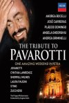 CD Shop - BOCELLI/CARRERAS/DOMINGO THE TRIBUTE TO PAVAROTTI