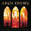 CD Shop - ARCH ENEMY AS THE STAGES BURN!