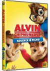 CD Shop - 4DVD ALVIN A CHIPMUNKOVé 1-4
