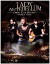 CD Shop - LADY ANTEBELLUM OWN THE NIGHT WORLD TOUR