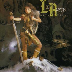 CD Shop - AARON, LEE METAL QUEEN