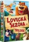 CD Shop - 3 DVD LOVECKá SEZóNA