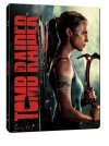 CD Shop - TOMB RAIDER BD - STEELBOOK
