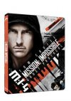 CD Shop - MISSION: IMPOSSIBLE GHOST PROTOCOL 2BD (UHD+BD) - STEELBOOK