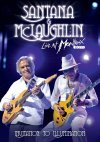 CD Shop - SANTANA & MCLAUGHLIN LIVE AT MONTREUX 2011 INVITATION TO ILLUMINATION