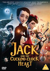 CD Shop - ANIMATION JACK AND THE CUCKOO-CLOCK HEART