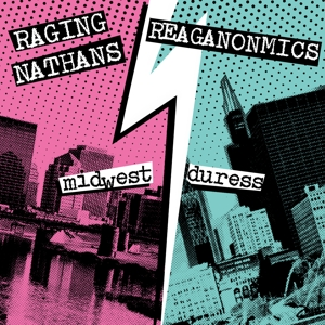 CD Shop - RAGING NATHANS/THE REAGAN 7-MIDWEST DURESS