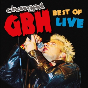 CD Shop - CHARGED G.B.H BEST OF LIVE -2004-