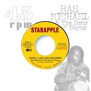 CD Shop - RAS, MICHAEL & THE SONS O 7-NONE A JAH JAH CHILDREN/JAH GLORY