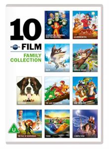 CD Shop - ANIMATION 10 FILM FAMILY COLLECTION