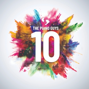 CD Shop - PIANO GUYS 10