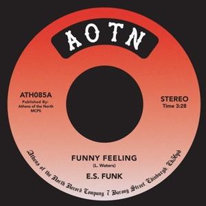 CD Shop - E.S. FUNK 7-FUNNY FEELING