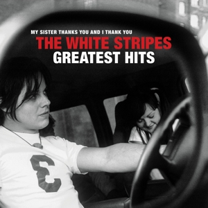 CD Shop - WHITE STRIPES WHITE STRIPES GREATEST..
