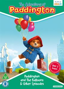 CD Shop - ANIMATION ADVENTURES OF PADDINGTON: PADDINGTON AND THE BALLOONS & OTHER EPISODES