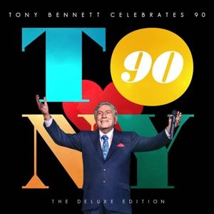 CD Shop - BENNETT, TONY CELEBRATES 90