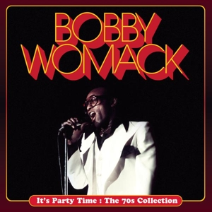 CD Shop - WOMACK, BOBBY IT